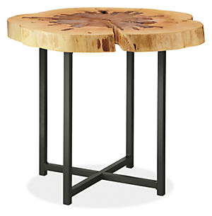 room and board end table